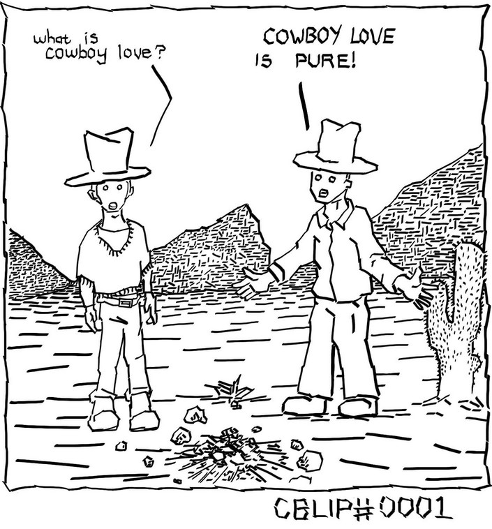 Cowboy Love Is Pure