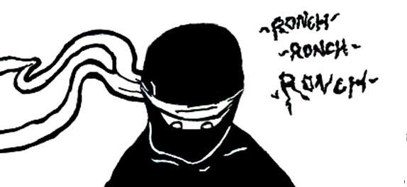 Soggy - A True Ninja Story PG 1